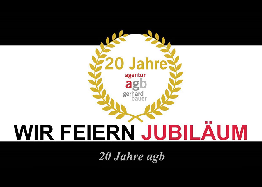 20 JAHRE AGB